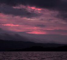 Loch Lomond by Michael Bailey