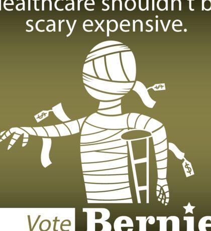 Bernie Sanders Sticker Healthcare Mummy Sticker