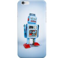 Clockwork Robot iPhone Case/Skin