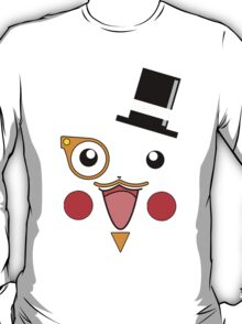 formal pikachu! T-Shirt
