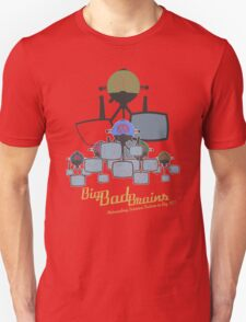 Big Bad Brains Unisex T-Shirt