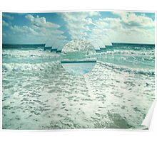 Waves of Reflection Poster