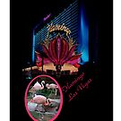 The Flamingo - Las Vegas Collection (iPhone) by judygal
