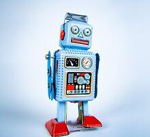 Clockwork Robot by Christopher Doyle