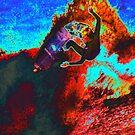 I phone surfer by UncaDeej
