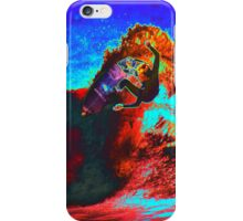 I phone surfer iPhone Case/Skin