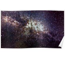 Milky Way near Cygnus  Poster