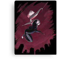 Spider Gwen Canvas Print
