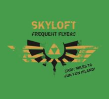 Skyloft Frequent Flyers by Rachael Thomas