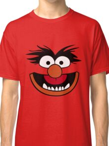 Animal Muppet (Orange Lips&Nose) Classic T-Shirt