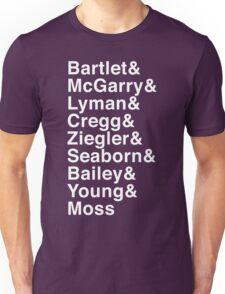 POTUS & STAFF Unisex T-Shirt