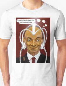 MR BEAN as PROFESSOR X !   tee T-Shirt