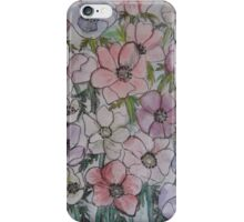 Anemone Array iPhone Case/Skin