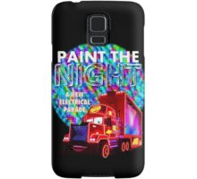 Paint the Night - A New Electrical Parade: Mack Samsung Galaxy Case/Skin