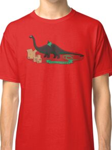 Dinosaurs love to cosplay Classic T-Shirt