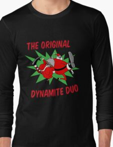 The Original Dynamite Duo Long Sleeve T-Shirt