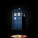 Dr Who Tardis by Chris Cardwell