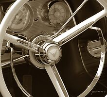 Classic Car 205 by Joanne Mariol