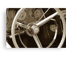 Classic Car 205 Canvas Print