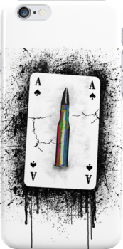 Peace bullet by bluffingpotspk
