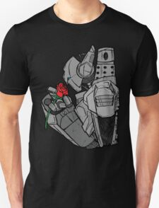 Robot N Rose T-Shirt