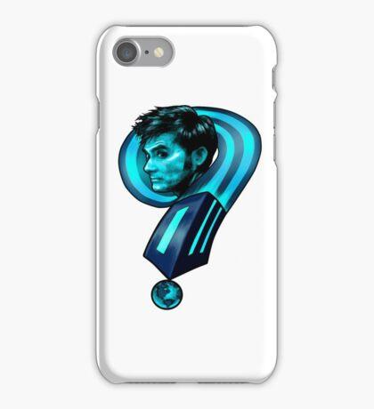Doctor ? iPhone Case/Skin