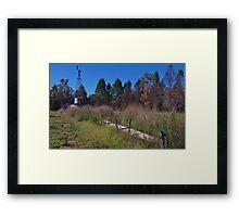 Yarrigan Bore Framed Print