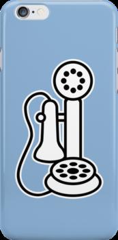 Antique Bakelite Telephone by Adam Dorman