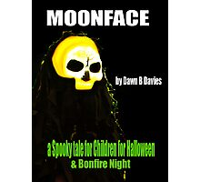 MOONFACE - E-BOOK Photographic Print