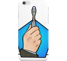 Screw Logic! iPhone Case/Skin