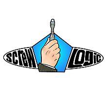 Screw Logic! Photographic Print