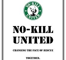 No-Kill United - ES CHANGING TOGETHER (PRINT) by Anthony Trott