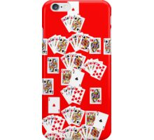 52 Pick Up iPhone Case/Skin