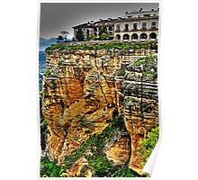 Parador Hotel Ronda - Andalusia Poster