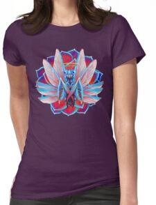 Praying Mantis Womens Fitted T-Shirt