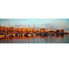 Port Vell - Barcelona Photographic Print