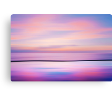 Mirror Sands Canvas Print