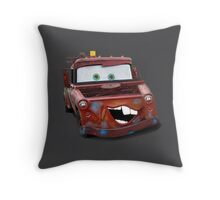 (。◕‿◕。) Introducing Mator (。◕‿◕。) From the Movie Cars(。◕‿◕。) THROW PILLOW-JOURNAL,ECT Throw Pillow