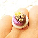 Doughnut Ring by souzoucreations