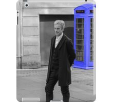 Doctor Who Mad Man In a Blue Box iPad Case/Skin