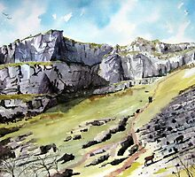 """""""The Calling Cliffs"""" - Cheddar Gorge, Somerset by Timothy Smith"""
