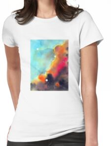 """""""Division"""" Womens Fitted T-Shirt"""