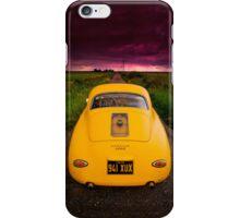 Porsche 356 Rear iPhone Case/Skin