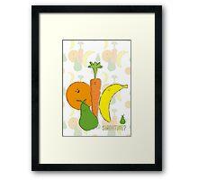 Smoothie? Framed Print
