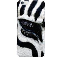 Zebra Striped iPhone Case iPhone Case/Skin
