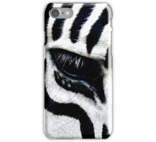 Zebra Striped iPhone Case iPhone Case/Skin