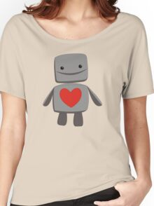 Lovebot Women's Relaxed Fit T-Shirt