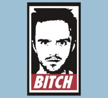 Breaking Bad Jessie Pinkman Obey Bitch by RudieSeventyOne