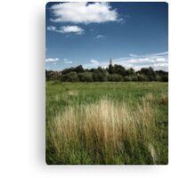 Northamptonshire Countryside Canvas Print
