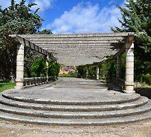Ancient stairs by MONIGABI